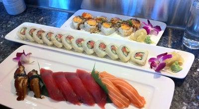 Photo of Sushi Restaurant Genki Ya at 398 Harvard St, Brookline, MA 02446, United States