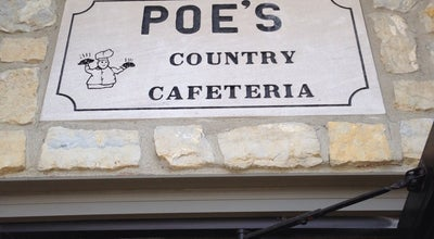 Photo of Cafe Poe Brothers Cafeteria at 1260 State Ro. 67 South, Mooresville, IN 46158, United States