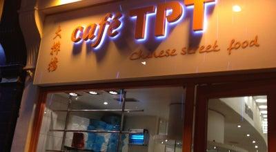 Photo of Chinese Restaurant Café TPT at 21 Wardour St., Chinatown W1D 6PN, United Kingdom