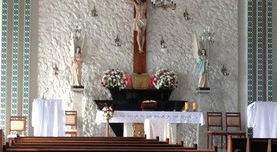 Photo of Church Paróquia São Cristóvão at R. Arapongas, 168-296 - São Cristóvão, São José dos Pinhais 83040-200, Brazil