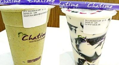 Photo of Bubble Tea Shop Chatime at East Coast Center, Surabaya 60112, Indonesia