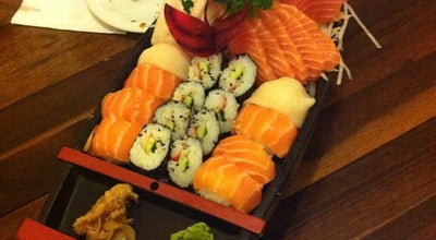Photo of Sushi Restaurant Oriental Sushi at R. Almirante Jaceguay, 161, Joinville 89218-690, Brazil