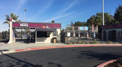 Photo of Skate Park Off The Wall Skatepark at Huntington Beach, CA 92647, United States