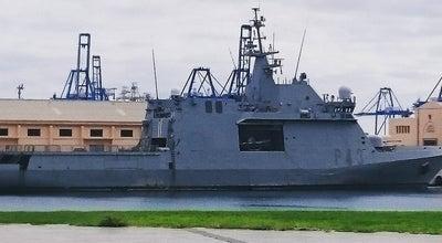 Photo of Monument / Landmark Base Naval de Canarias at Ave. Mesa Y López, Las Palmas de Gran Canaria 35006, Spain
