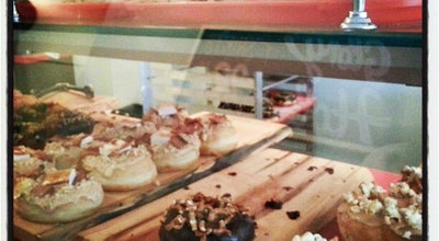 Photo of Donut Shop Glory Hole Doughnuts at 1596 Queen St W, Toronto, ON M6R 1A8, Canada