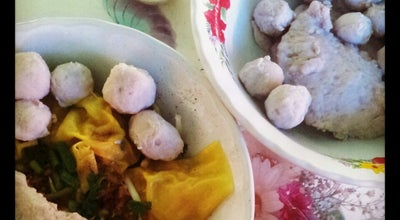 Photo of Ramen / Noodle House ก๋วยเตี๋ยวลูกชิ้นทำเอง at Thailand