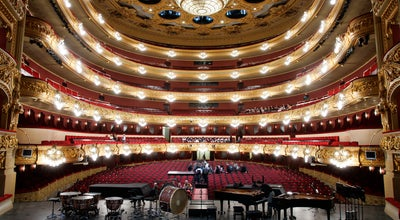 Photo of Opera House Liceu Opera Barcelona at La Rambla, 51-59, Barcelona 08002, Spain