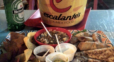 Photo of Mexican Restaurant Escalante's Tex-mex Food at R. Professor Eduardo Wanderley Filho, 336, Recife 51020-170, Brazil