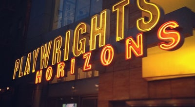 Photo of Theater Playwrights Horizons at 416 W 42nd St, New York, NY 10036, United States