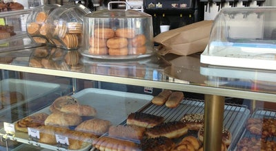 Photo of Donut Shop KS Donuts at 640 E 1st St, Tustin, CA 92780, United States