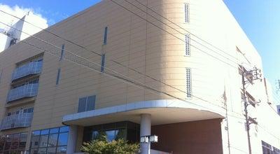 Photo of Library 鳥取市立中央図書館 (Tottori City Library) at 富安2-138-4, 鳥取市 680-0845, Japan