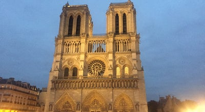 Photo of Historic Site Notre Dame at France