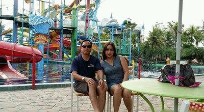 Photo of Water Park Hawai Waterpark Malang at Jl. Graha Kencana, Malang 65153, Indonesia