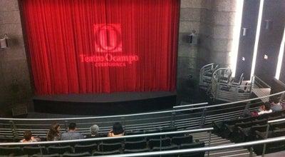 Photo of Theater Teatro Ocampo at Galeana, Cuernavaca 62000, Mexico