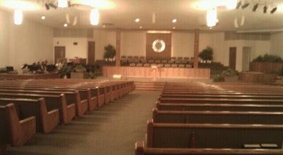 Photo of Church Grandview Park Baptist Church at 1701 E 33rd St, Des Moines, IA 50317, United States
