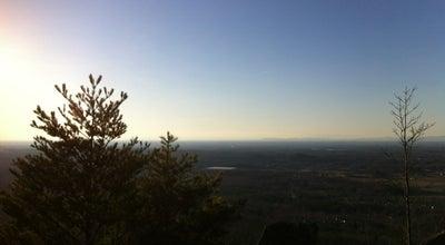 Photo of Trail Pinnacle Peak (Crowders Mountain) at Kings Mountain, NC 28086, United States
