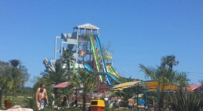 Photo of Water Park Aquopolis at Av, Thomas Edison 8000, Mar del Plata, Argentina