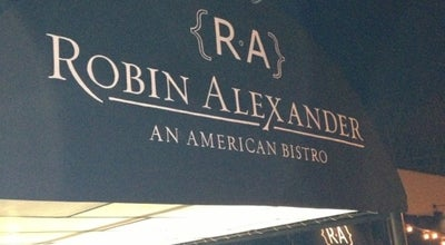 Photo of American Restaurant Robin Alexander Bistro at 1344 Main St, Lynchburg, VA 24504, United States