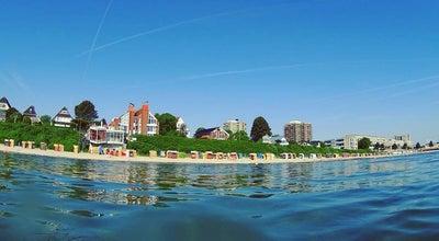 Photo of Beach Promenade Schilksee - Strande at Kiel 24159, Germany