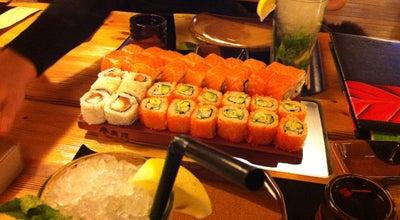 Photo of Japanese Restaurant Тануки at Ул. Пришвина, 9, Москва, Russia