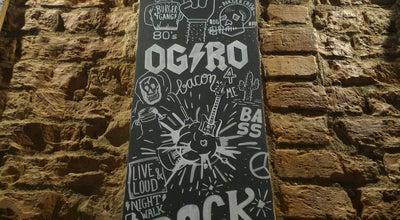 Photo of Burger Joint Ogro Burgers at Rua Barão Da Lagoa Dourada, Campos dos Goytacazes, Brazil