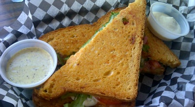 Photo of Sandwich Place Melt Grilled Cheese at 3341 Lake Shore Blvd. W, Toronto, Canada