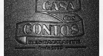 Photo of Brazilian Restaurant Restaurante Casa dos Contos at R. Rio Grande Do Norte, 1065, Belo Horizonte 30130-131, Brazil