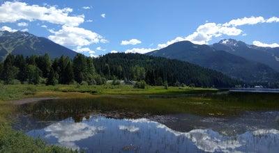 Photo of Lake Rainbow Park at Canada