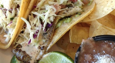 Photo of Mexican Restaurant Rubio's at 3221 Zinfandel Dr, Rancho Cordova, CA 95670, United States