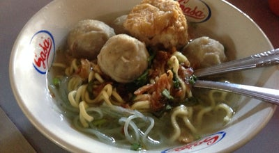 Photo of Food Truck Bakso Solo at Jl. Kapten Pierre Tendean, Indonesia
