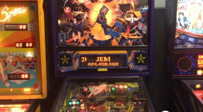 Photo of Arcade Tilt! Pinball at 544 County Rd, Louisville, CO 80027, United States