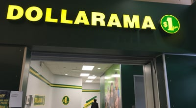 Photo of Thrift / Vintage Store Dollarama at 1779 Comox St, Vancouver, Br V6G 1P5, Canada