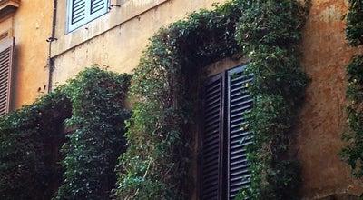 Photo of Italian Restaurant Trattoria della Stampa at Via Dei Maroniti 32, Rome 00187, Italy