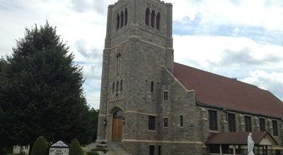 Photo of Church St. Bridget's Church & School at 830 Worcester Rd., Framingham, MA 01702, United States