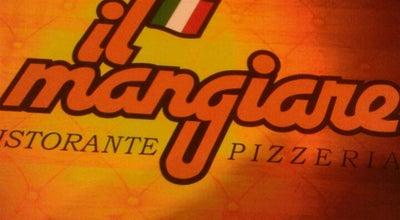 Photo of Italian Restaurant Il Mangiare (galeria Colonial) at Avda. Espania, Asunción, Paraguay