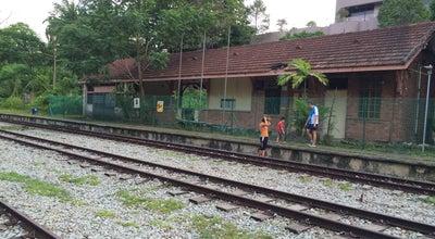 Photo of Historic Site Bukit Timah Railway Station at Bukit Timah Rd, Singapore, Singapore