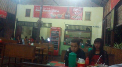 Photo of Ramen / Noodle House Bakso Bacok Sarinah at Jln. T. Amir Hamzah, Langkat 20746, Indonesia