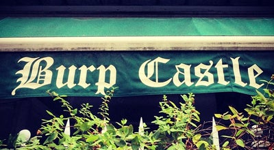 Photo of Nightclub Burp Castle at 41 East 7th Street, New York, NY 10003, United States