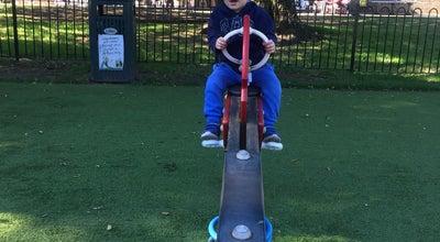 Photo of Playground Blaise Children's Park at Blaise Castle Estate, Bristol, United Kingdom