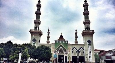 Photo of Mosque Masjid Agung Kota Tegal at Jalan Kigede Sebayu, Tegal, Indonesia