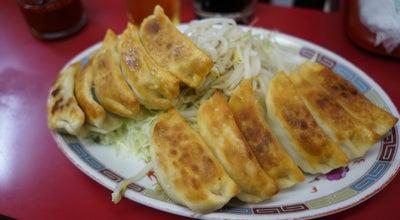 Photo of Dumpling Restaurant 赤のれん 西駅店 at 花田一番町189, 豊橋市 441-8013, Japan