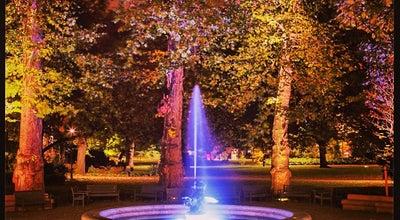 Photo of Park Park Staromiejski at Plac Teatralny, Wrocław, Poland