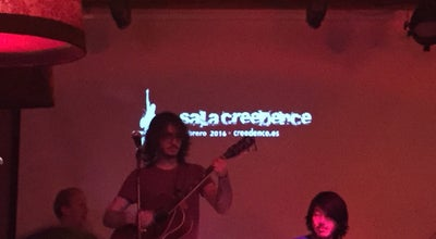 Photo of Rock Club Credence at Spain