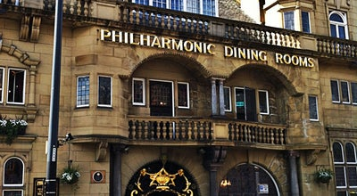 Photo of Pub Philharmonic Dining Rooms at 36 Hope St., Liverpool L1 9BX, United Kingdom