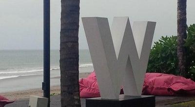 Photo of Hotel Bar WOOBAR @ W Retreat & Spa Bali - Seminyak at W Retreat & Spa Bali - Seminyak, Badung 80361, Indonesia
