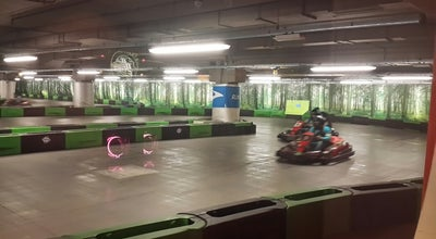 Photo of Racetrack My Kart Indoor Kart Racing at Via Ugo Foscolo, Montecatini Terme 51016, Italy