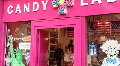 Photo of Candy Store Candy Lab at 13 Spranger's Yard, Dublin 2, Ireland