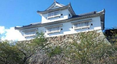 Photo of Monument / Landmark 津山城本丸 at 日本, 津山市, Japan