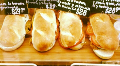 Photo of Sandwich Place Latino Sandwich at Tacuarí 84, Buenos Aires, Argentina
