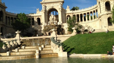 Photo of Historic Site Palais Longchamp at 18 Boulevard Montricher, Marseille 13001, France